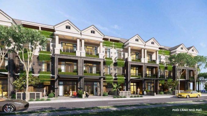 Gs-Metrocity Quận 9 Long Bình - Nhà phố