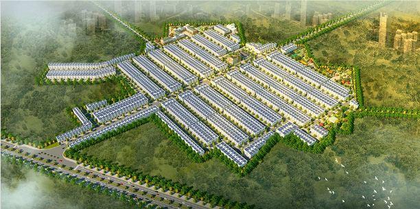 Hana Garden Mall Bình Dương - Tổng thể