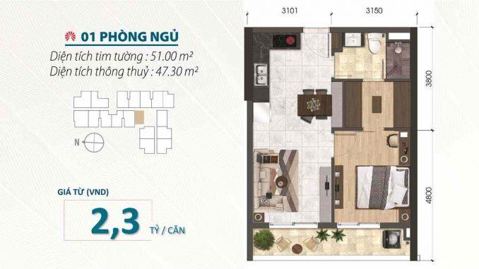 Sài Gòn Asiana Quận 6 - Thiết kế 1pn-compressed