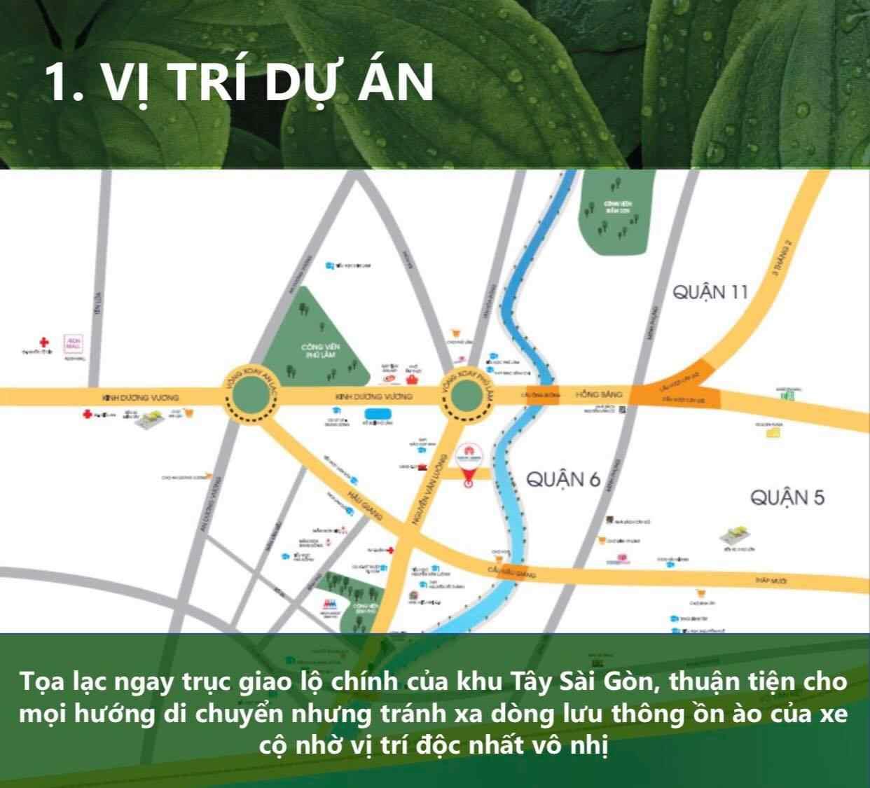 Sài Gòn Asiana Quận 6 - Vị trí-compressed