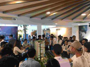 Saigon Asiana - Khai trương căn hộ mẫu