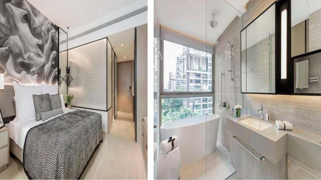 Somerest Cam Ranh Bay - Bãi Dài - Thiết kế căn hộ
