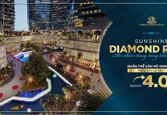 Sunshine Diamond River Đào Trí Quận 7 - banner