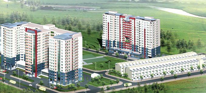 Dự án căn hộ chung cư Tân Kiên, Bình Chánh