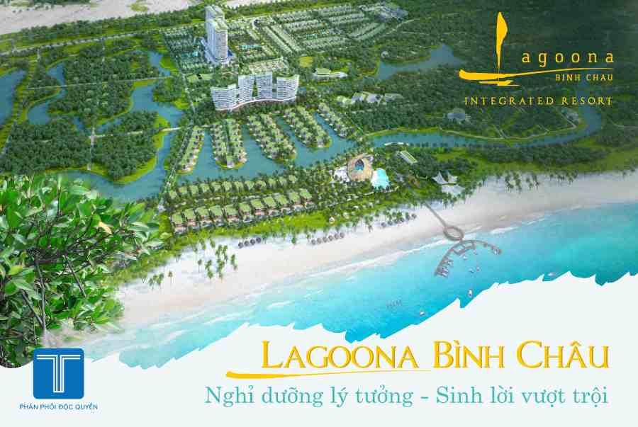 Lagoona Bình Châu - Tổng quan dự án Khu Nghỉ Dưỡng