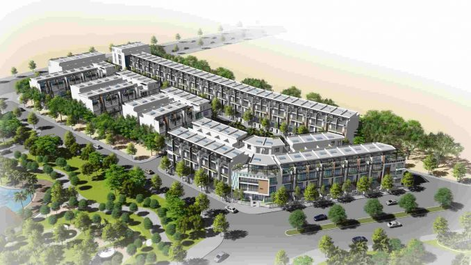 Kim Hạnh Complex Tân Kiên Bình Chánh - Mặt bằng-compressed