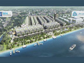The Pearl Riverside Bến Lức Long An - Tổng quan