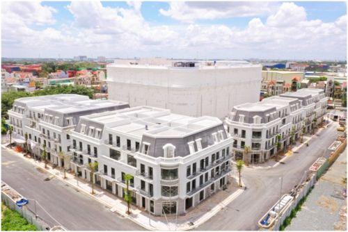 Vincom Plaza nằm trong khuôn viên dự án Charm City sẽ khai trương trong 2 tháng tới-compressed