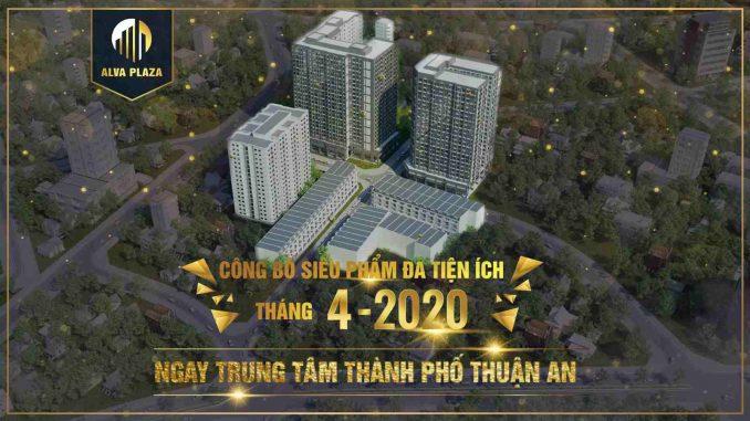 Alva Plaza Thuận An Bình Dương - Event