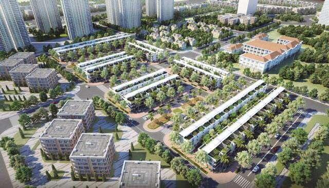 1 Dự án An Phú New City Quận 2 - Giá bán Biệt thự Nhà phố T2/2020