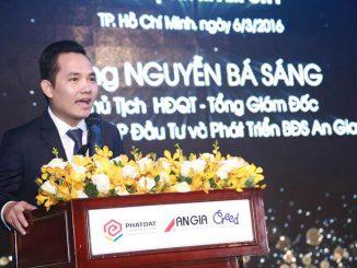 Chủ đầu tư West Gate - Quá trình tăng trưởng nhanh chóng của An Gia ghi đậm dấu ấn của Chủ tịch HĐQT Nguyễn Bá Sáng -compressed
