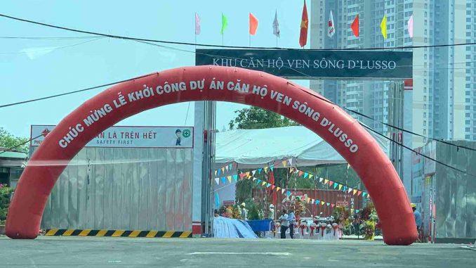 D'lusso Emerald Nguyễn Thị Định Quận 2 - Khởi công dự án-compressed