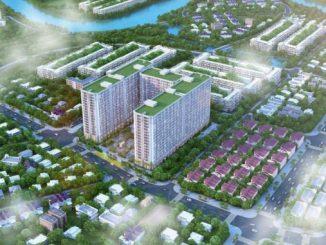 Dự án căn hộ chung cư nhà ở xã hội quận 9 mới nhất năm 2019 - 2020