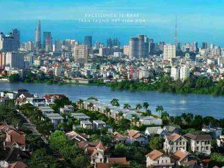 Holm Residences Thảo Điền Quận 2 - view sông
