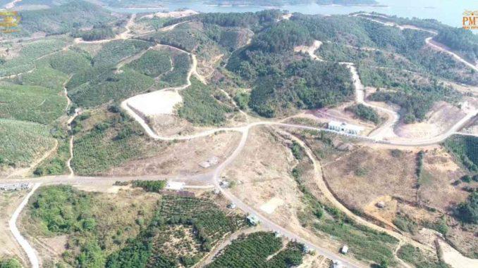 Khu Đô Thị Nam Đà Lạt - Hình thực tế