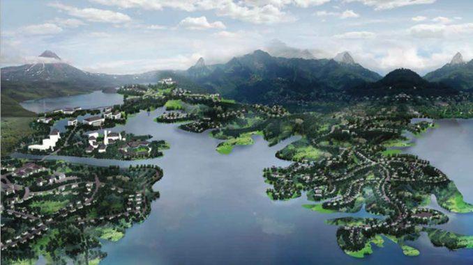Khu đô thị Nam Đà Lạt - Khu C Paradise Island