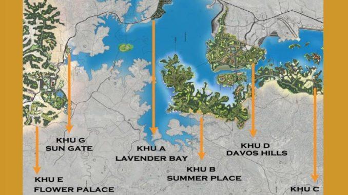 Khu đô thị Nam Đà Lạt - Quy mô