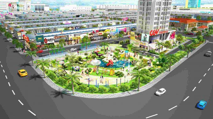 The Eden City Bến Cát Bình Dương - Tiện ích