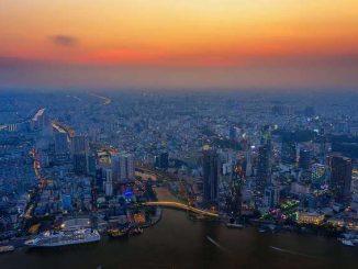 Thị trường địa ốc TP HCM ảm đạm là cơ hội cho các tỉnh vùng ven-compressed