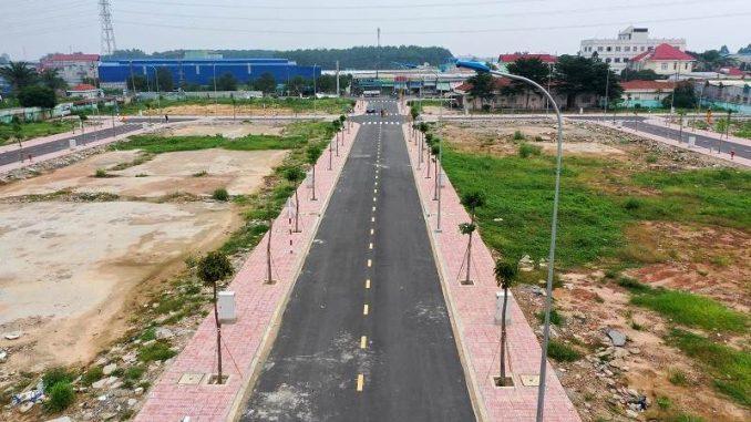Thuận An Central Bình Dương - Thực tế
