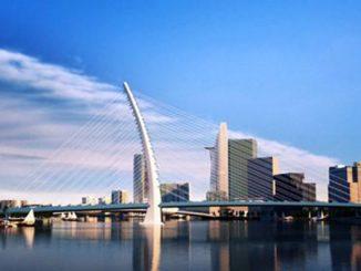 Cầu Thủ Thiêm 4 dự kiến khởi công vào Quý I:2020