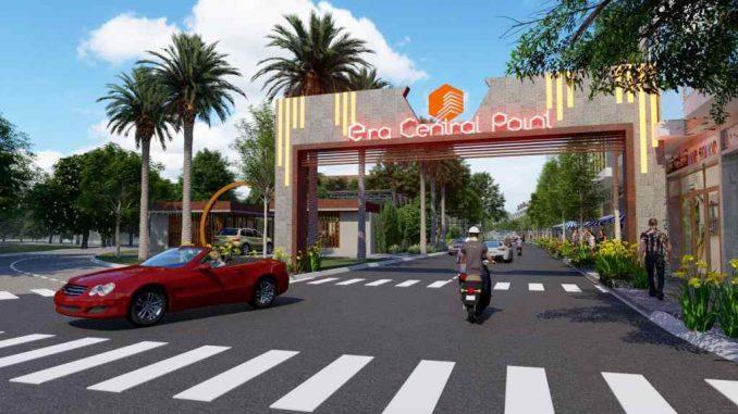 Era Central Point - Cổng chào dự án