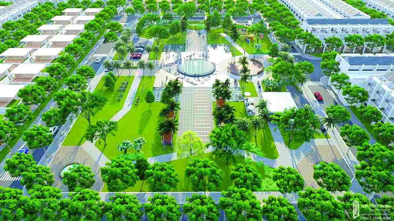 QI Island Bình Dương - View nhà phố-compressed