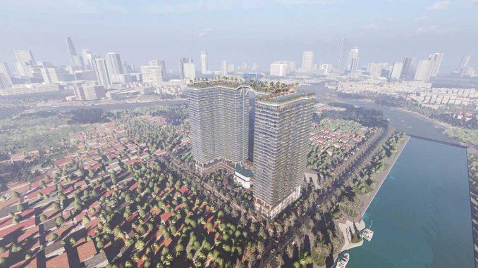 Sunshine Horizon - Phối cảnh dự án căn hộ cao cấp Quận 4
