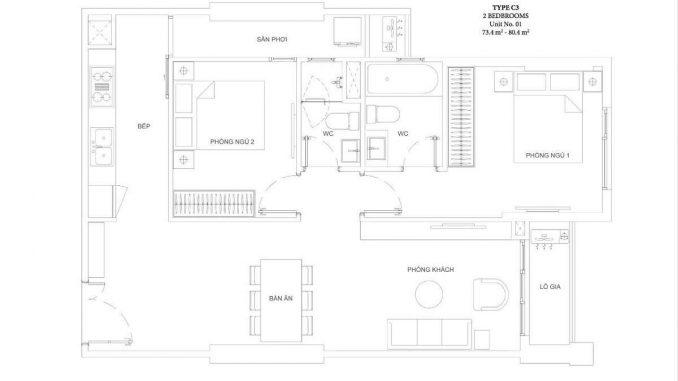Ascent Garden Homes - 2PN