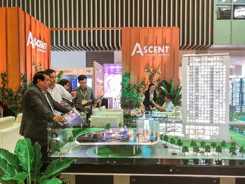 Ascent Garden Homes - Nhà mẫu