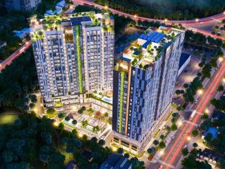 Ascent Garden Homes - Phối cảnh