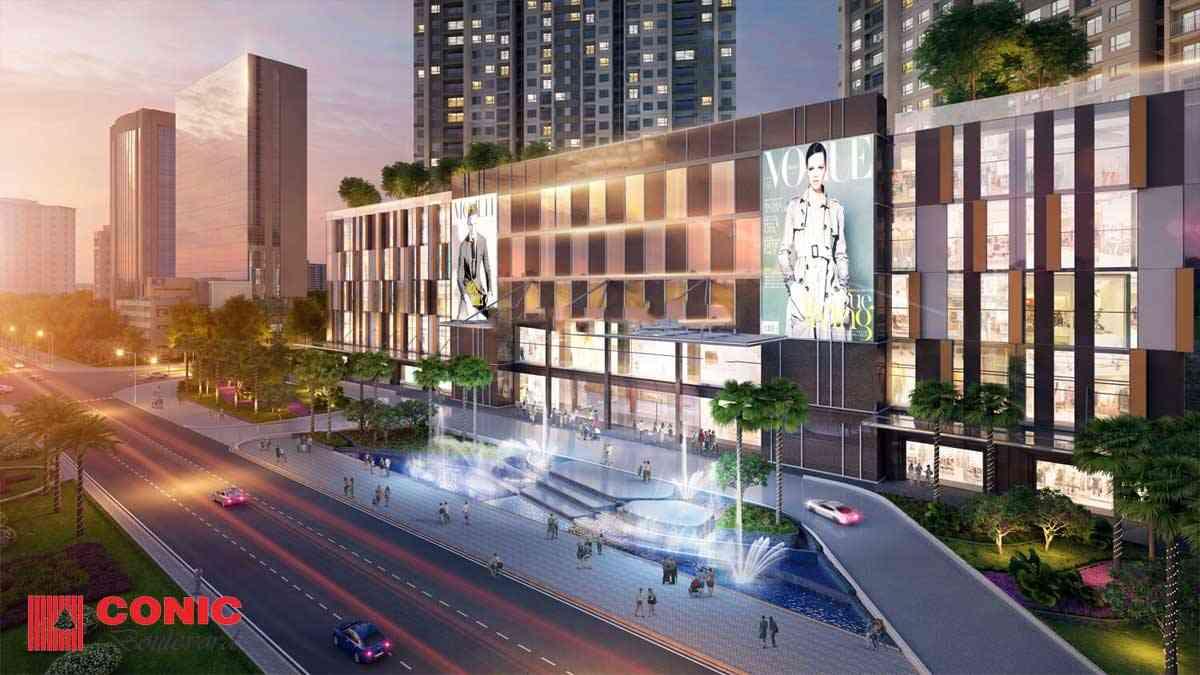 Conic Boulevard Bình Chánh - MẶt tiền-compressed