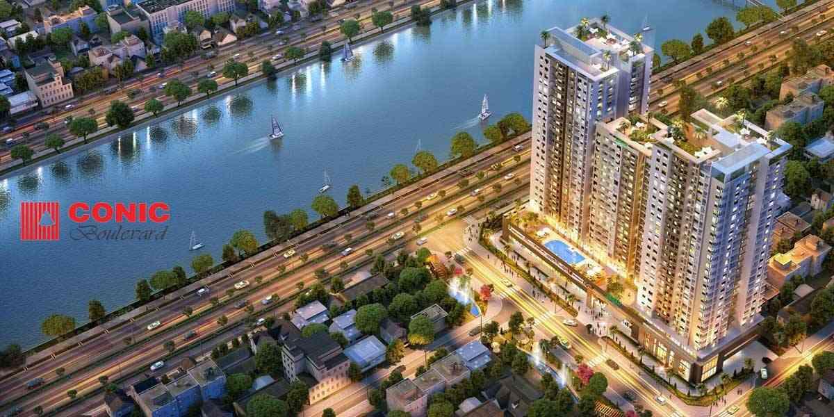 Conic Boulevard Bình Chánh - Phôi cảnh-compressed
