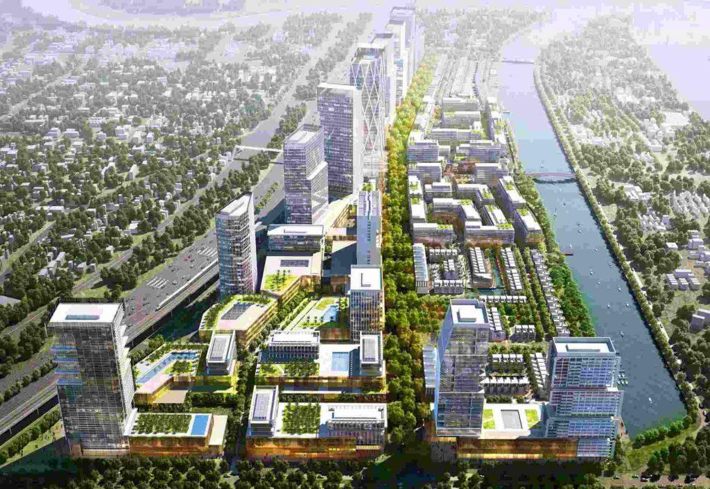 River City Thủ Đức - Phối cảnh dự án