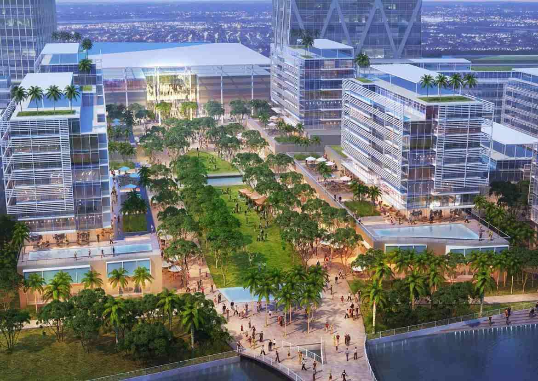 River City Thủ Đức - Phối cảnh dự án tiện ích
