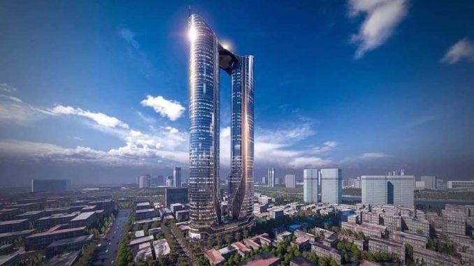 Sunshine Tower Quận 1 - Phối cảnh từ dự án Sunshine Group