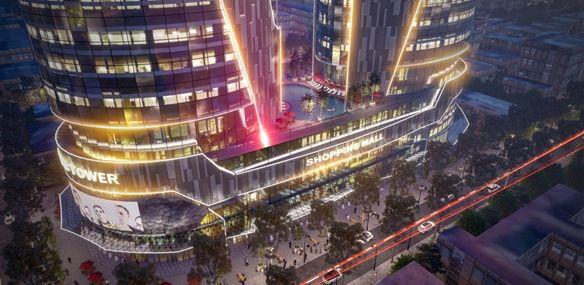 Sunshine Tower Quận 1 - Phối cảnh từ dự án căn hộ Sunshine Group
