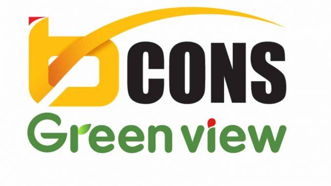 Bcons Green View Làng Đại Học Bình Dương - Logo