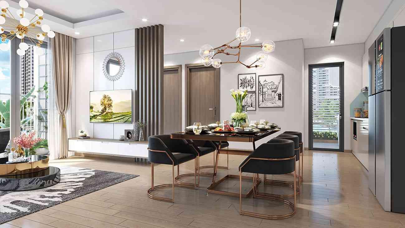 Masterise Homes Ba Son Quận 1 - Phối cảnh dự án từ Masterise Group - Thiết kế