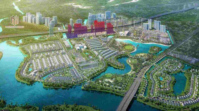 Masterise Homes Quận 9 - Quy mô dự án căn hộ cao cấp