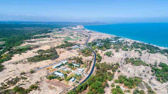 NovaWorld Mekong Cần Thơ - Hình ành thực tế tại Dự án Khu đô thị NovaWorld Mekong Cần Thơ