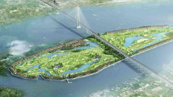 NovaWorld Mekong Cần Thơ - Phối cảnh dự án Khu Đô Thị