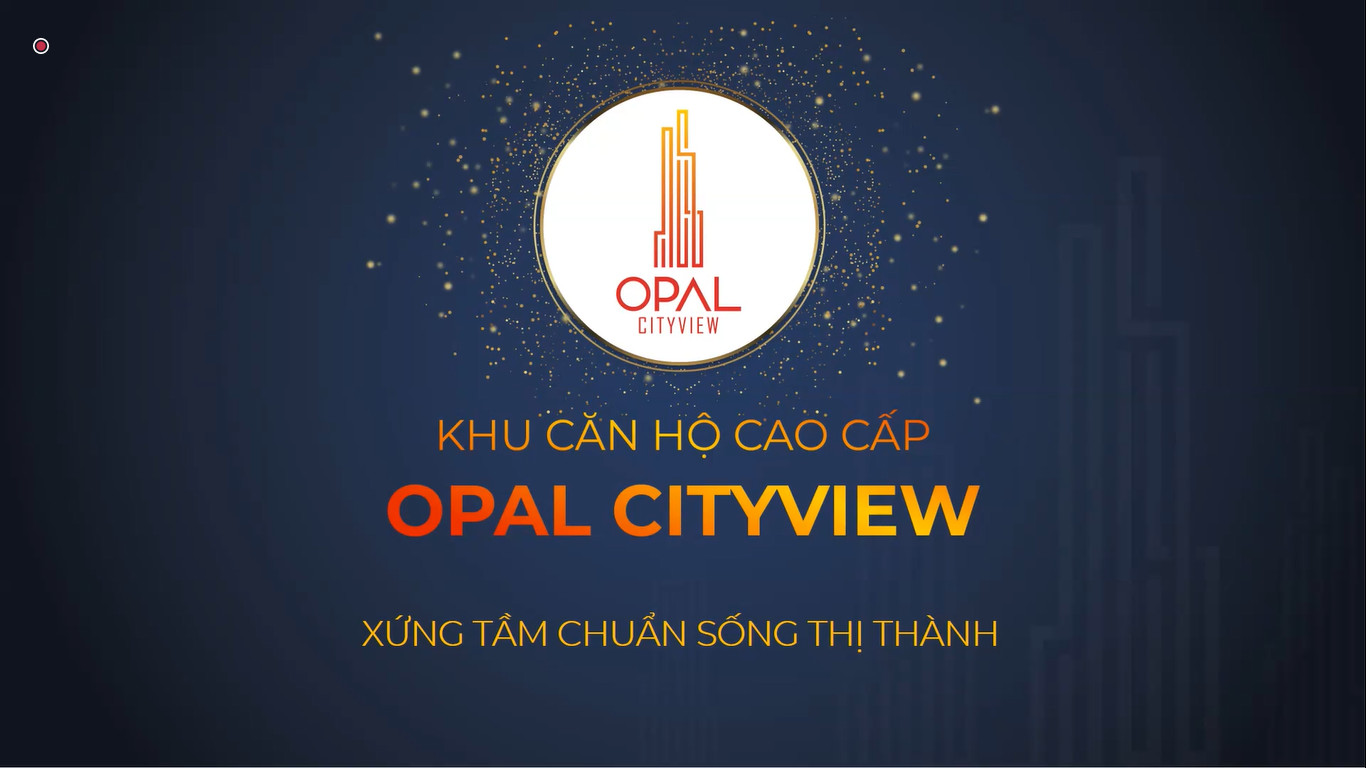 Opal CityView - Hình nền