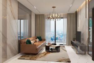 Opal Skyline - Phòng khách