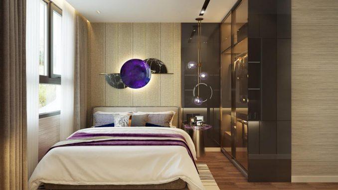 Opal Skyline - Phòng ngủ