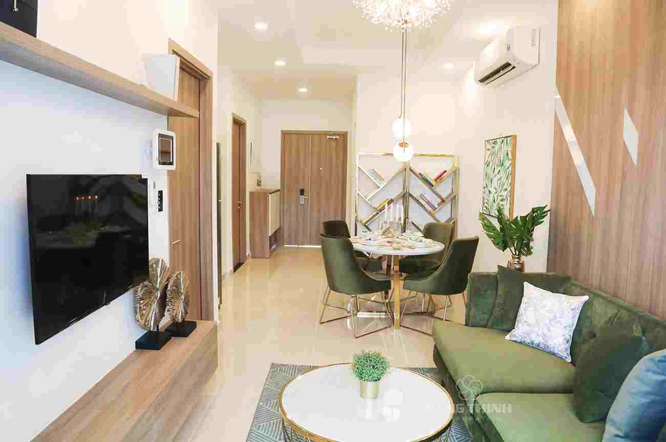 9x Next Gen Hưng Thịnh Làng Đại Học - Dự án căn hộ Bình Dương - Nhà mẫu