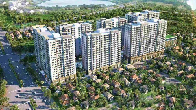 9x Next Gen Hưng Thịnh Làng Đại Học - Dự án căn hộ Bình Dương
