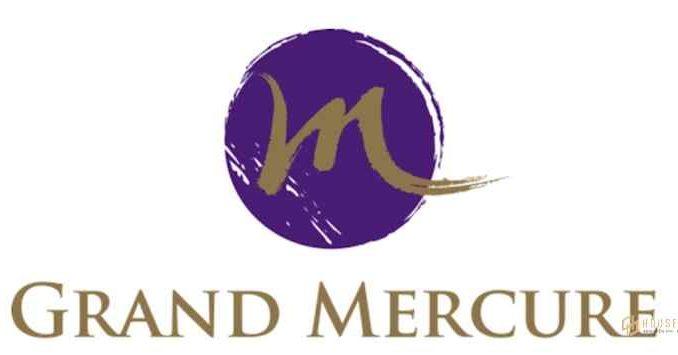 Edna Grand Mercure Phan Thiết - Logo thương hiệu Grand Mercure