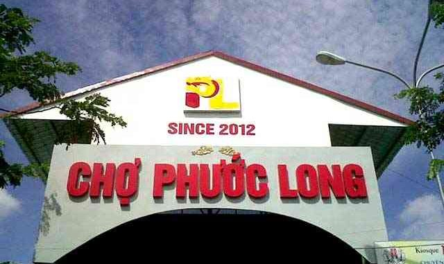 Viva Plaza Quận 7 - Chợ Phước Long