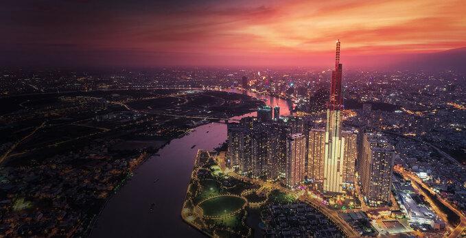 Đầu tư xây dựng các đại đô thị tiếp tục là hướng đi chiến lược của Vingroup trong những năm tới
